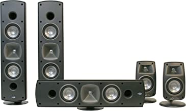 Klipsch Quintet SL Home Theater System (Set of Five, Black) (Discontinued by Manufacturer)