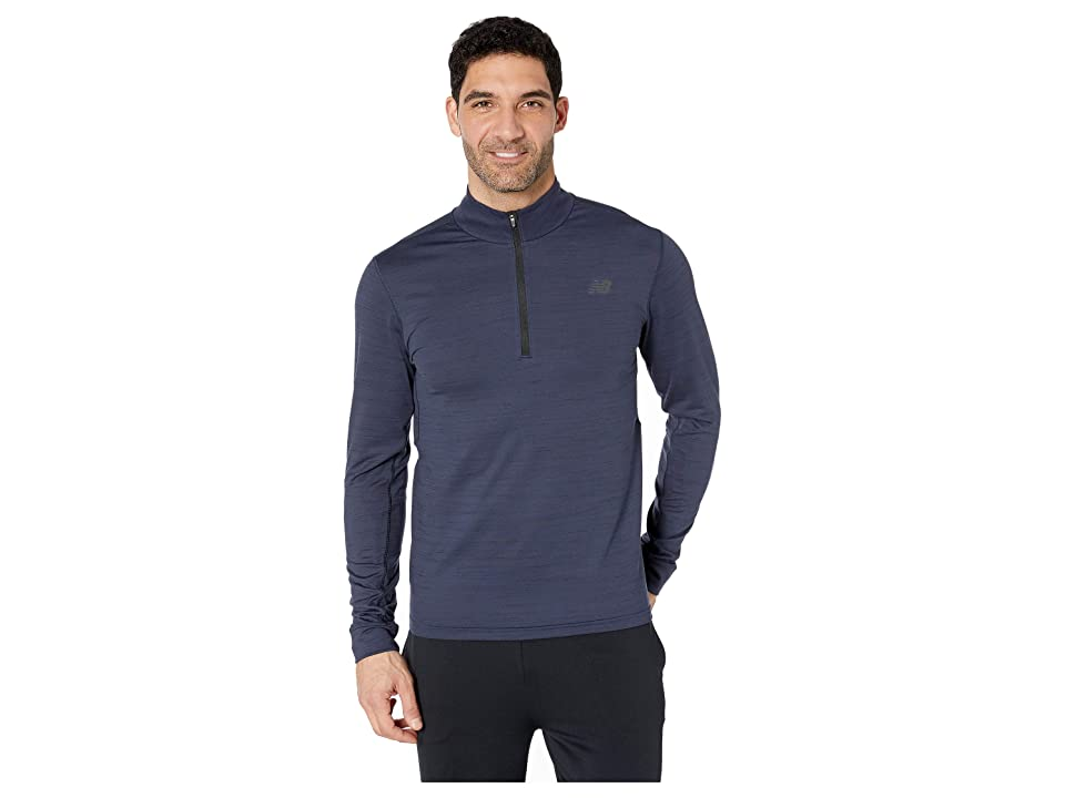 New Balance Anticipate 2.0 1/4 Zip (Eclipse) Men