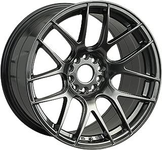 XXR 530 Chromium Black (18x7.5) +38 (5x100/5x4.5)