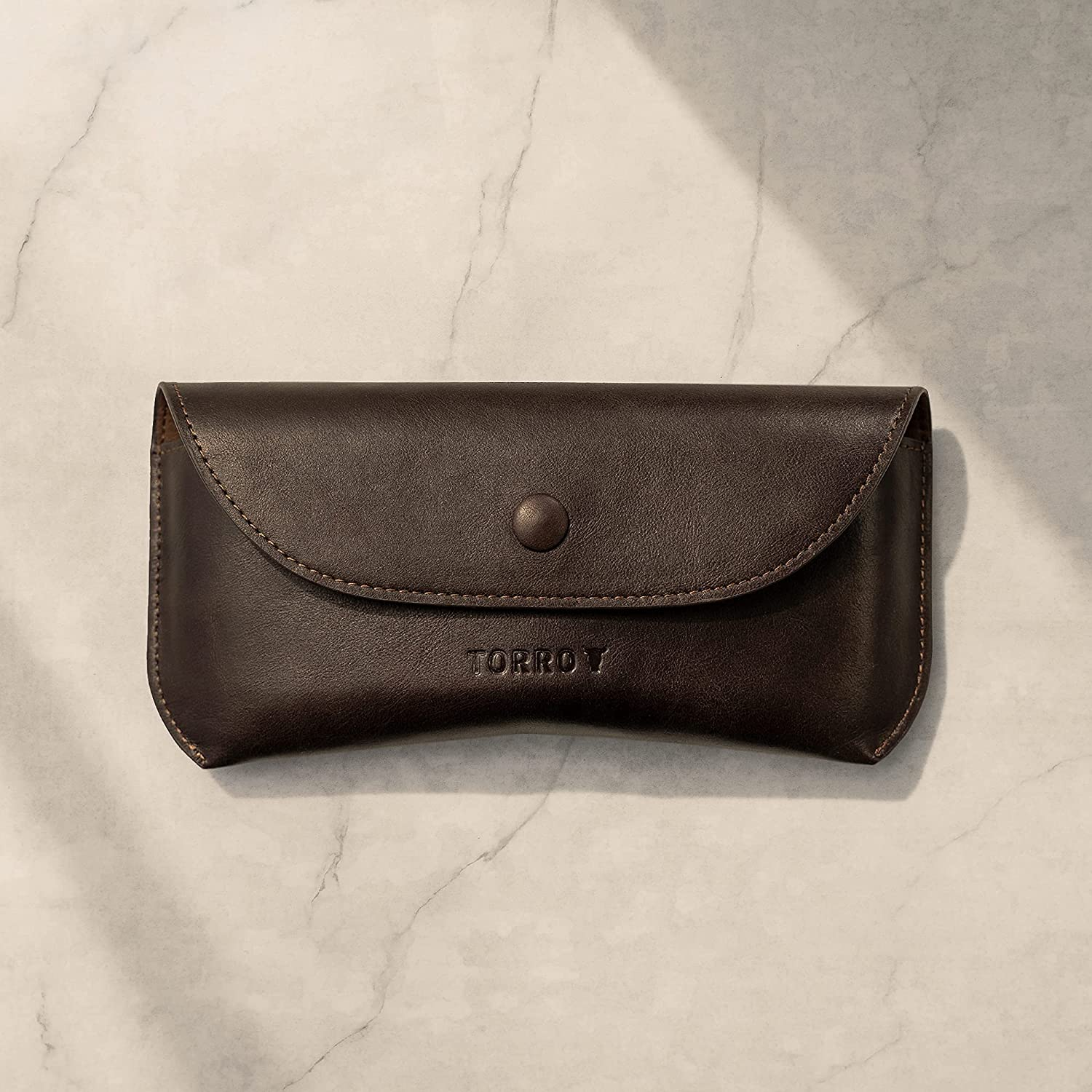 TORRO Sunglasses And Spectacles Case in Genuine Quality Leather