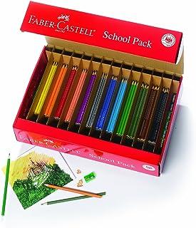 Faber-Castell グリップカラーエコ鉛筆 288 Count 900008