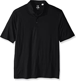 Cutter & Buck Men's Big and Tall Cb Drytec Chelan Polo