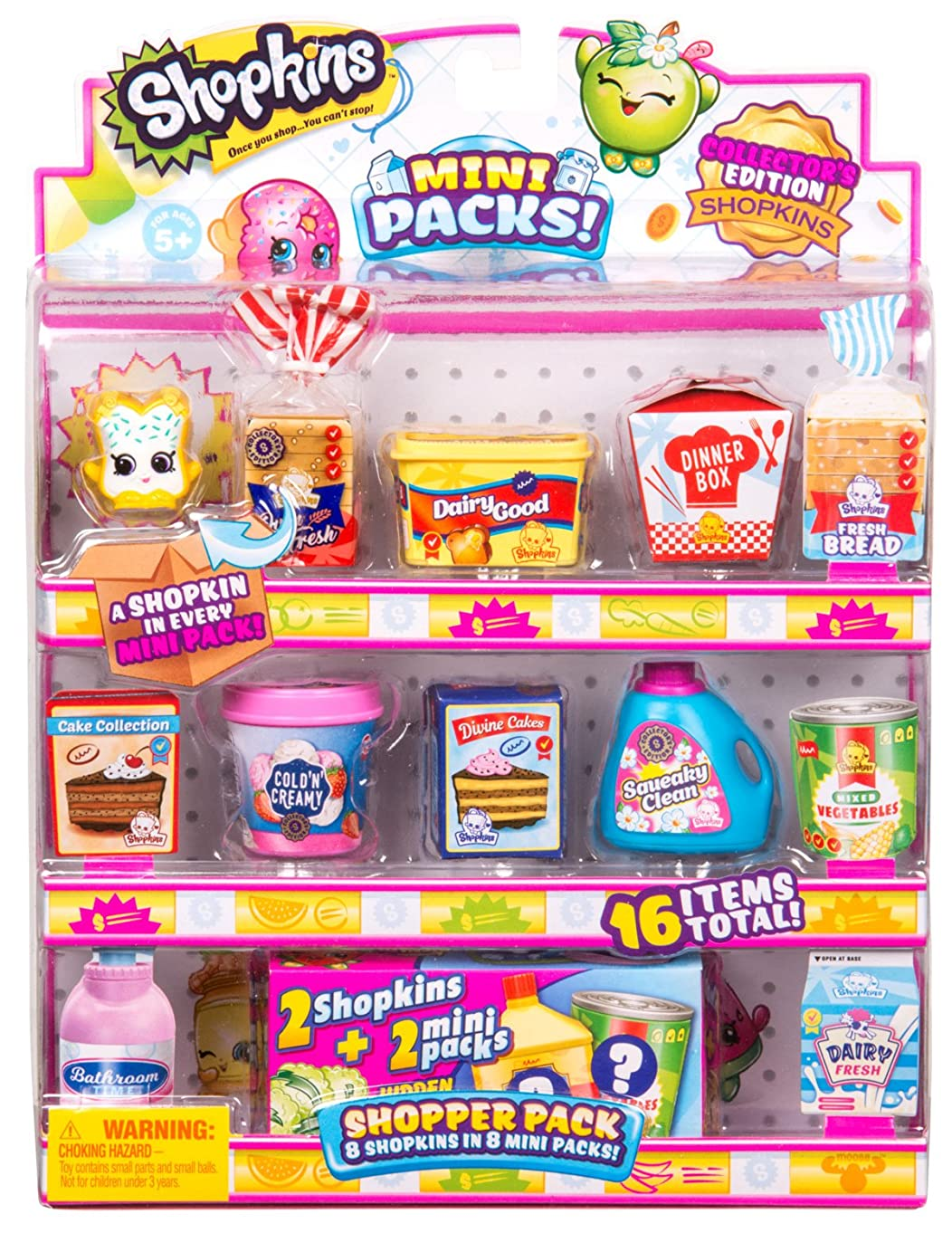 Shopkins Season 10 Mini Pack - Shopper Pack u94747174