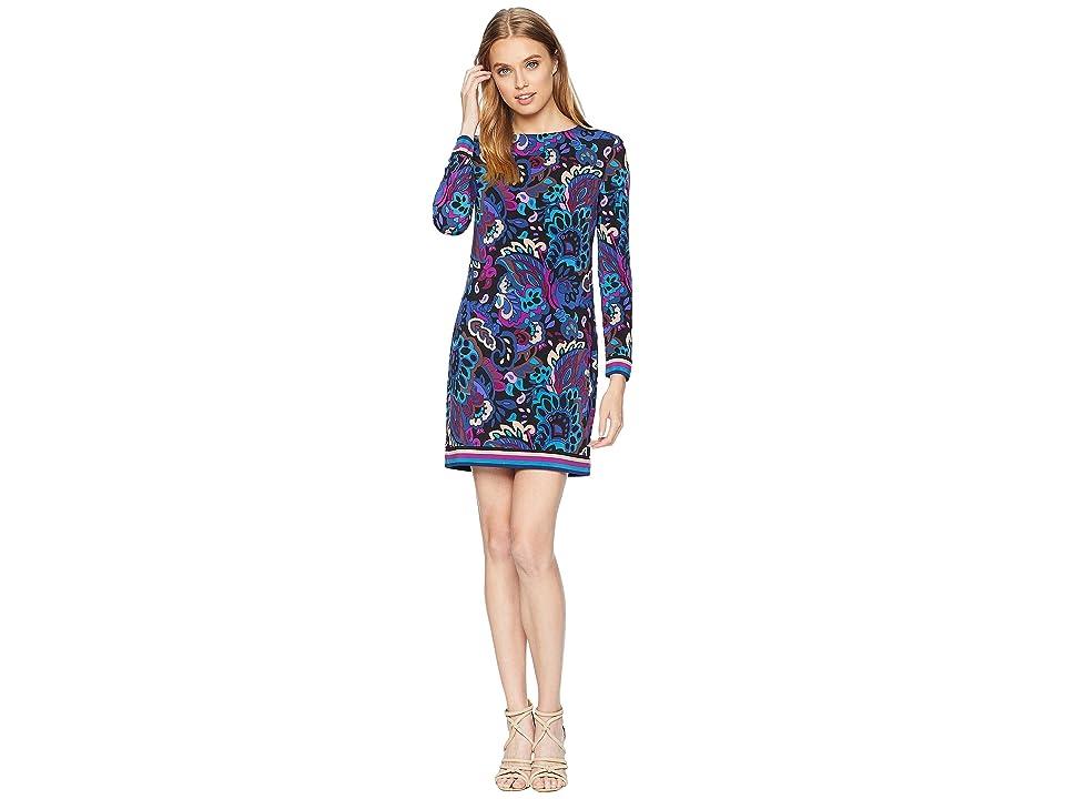 Trina Turk Camellia Dress (Multi) Women