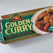 S & B Golden Curry medio caliente (sin carne se incluye) 220g ...