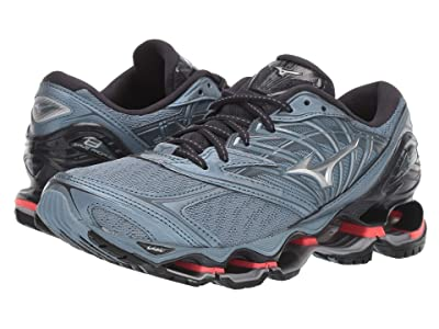 Mizuno Wave Prophecy 8 (Citadel/Silver) Women