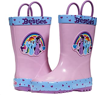 my little pony toddler boots
