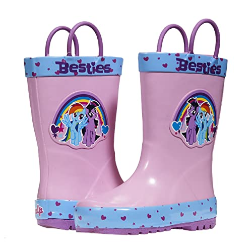My Little Pony Rain Boot for Kids, Available in MLP Shoes for Girls