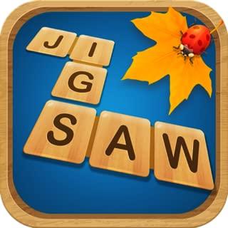 Word Jigsaw Relax: Match & Connect Crossword Games