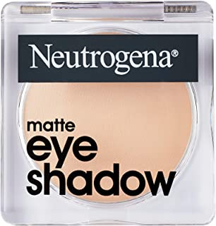 Neutrogena Matte Eye Shadow with Antioxidant Vitamin E, Easy-to-Apply Eye Makeup with a Matte Finish, Toasted Eggshell, 0.1 oz