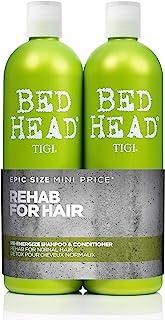 Tigi Bed Head Urban Antidotes Re-Energize Tween Champú y acondicionador. 750 ml pack de 2 unidades