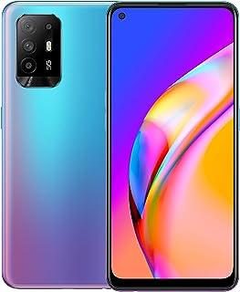 اوبو رينو 5Z هاتف ذكي بشريحتين اتصال، 8 جيجا، +128 جيجا، ازرق