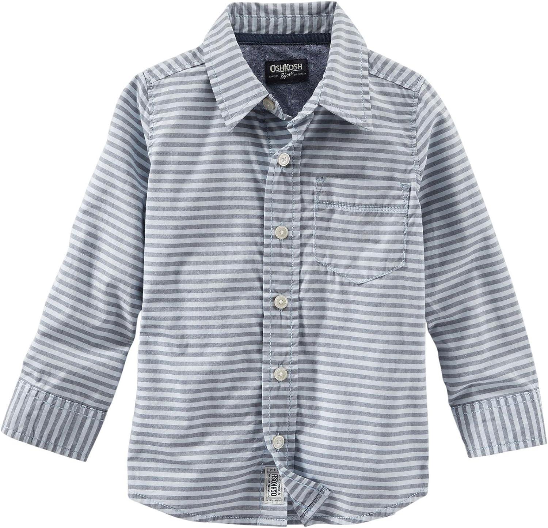 Carter's Boys' Woven Shirt (463g127)