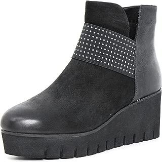 Women Ankle Boots Black, (Schwarz) G90402VL21/100