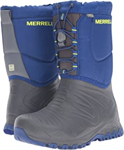 Merrell kids freewheel mid waterproof big kid  a16a8d7baaa