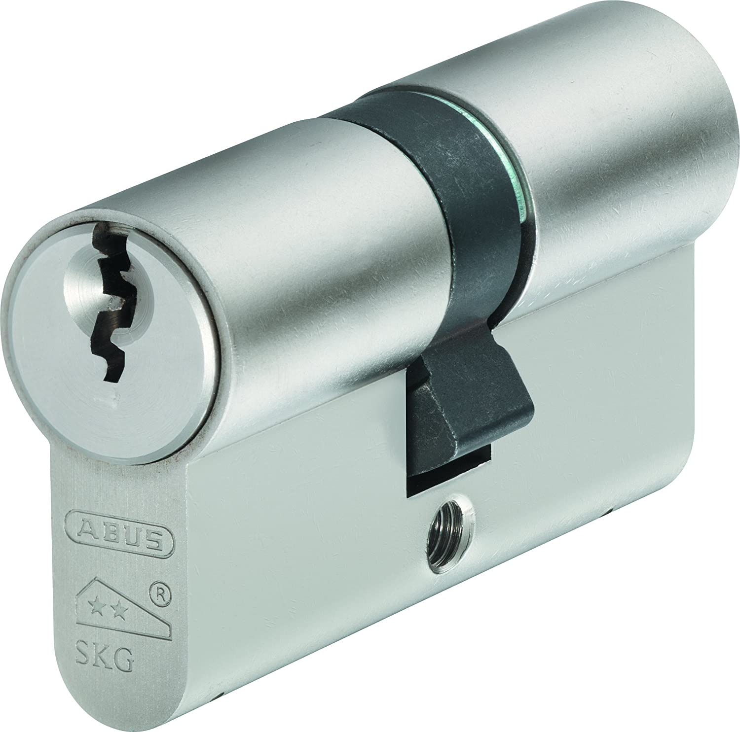 ABUS E60np Nickle Pearl Max 83% OFF 35 Double 50 100% quality warranty! Cylinder