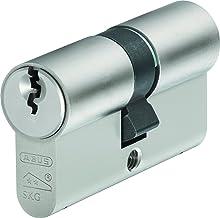ABUS E60NP nikkel parel 40/45 dubbele cilinder