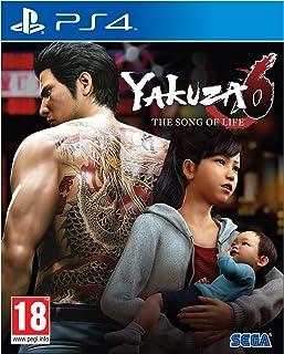 Yakuza 6 The Song Of Life PS4 Game