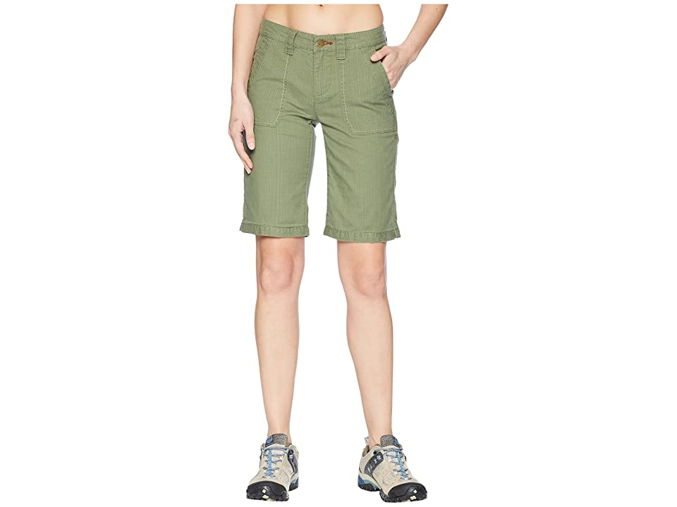 Toad&Co Touchstone Shorts 11 (Thyme) Women