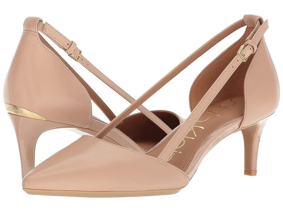 Calvin Klein Pashka (Desert Sand) High Heels