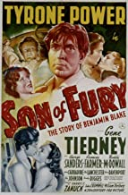Odsan Gallery Son of Fury: The Story of Benjamin Blake, Tyrone Power and Gene Tierney, 1942 - Premium Movie Poster Reprint 24