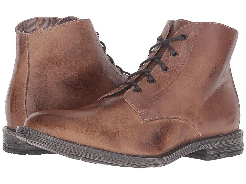 Bed Stu Hoover (Tan Rustic Leather) Men