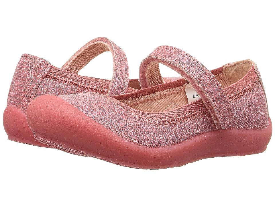 Hanna Andersson Elise (Toddler/Little Kid/Big Kid) (Imagine Pink) Girls Shoes
