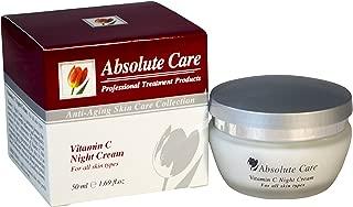 Absolute Care Vitamin C Moisturizing Night Cream