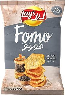 Lay's Forno Black Pepper Potato Chips 170gm