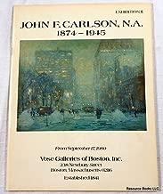 John F. Carlson, N.A., 1874-1945: Exhibition II, from September 17, 1980, Vose Galleries of Boston, Inc., Boston, Massachusetts