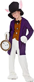 Storybook White Rabbit Kids Costume