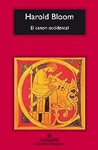 El canon occidental (Compactos nº 253) (Spanish Edition)