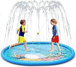 LIORQUE Splash Pad Sprinkler for Kids, 75'' Infatable...