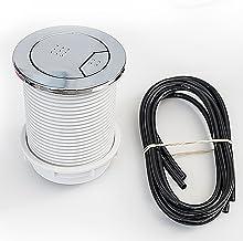 Ideale standaard S4498AA pneumatische dubbele flush knop