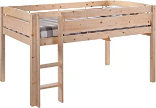 Canwood Whistler Junior Bed-Natural Loft, Single