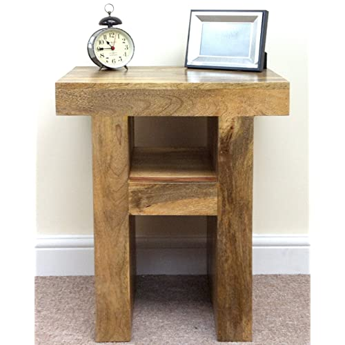 Solid Wood Furniture Amazon Co Uk