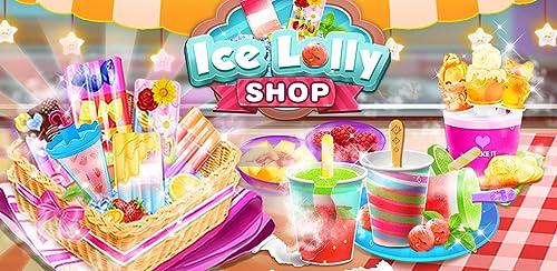 Ice Cream Lollipop Maker - Cook & Make Food Games
