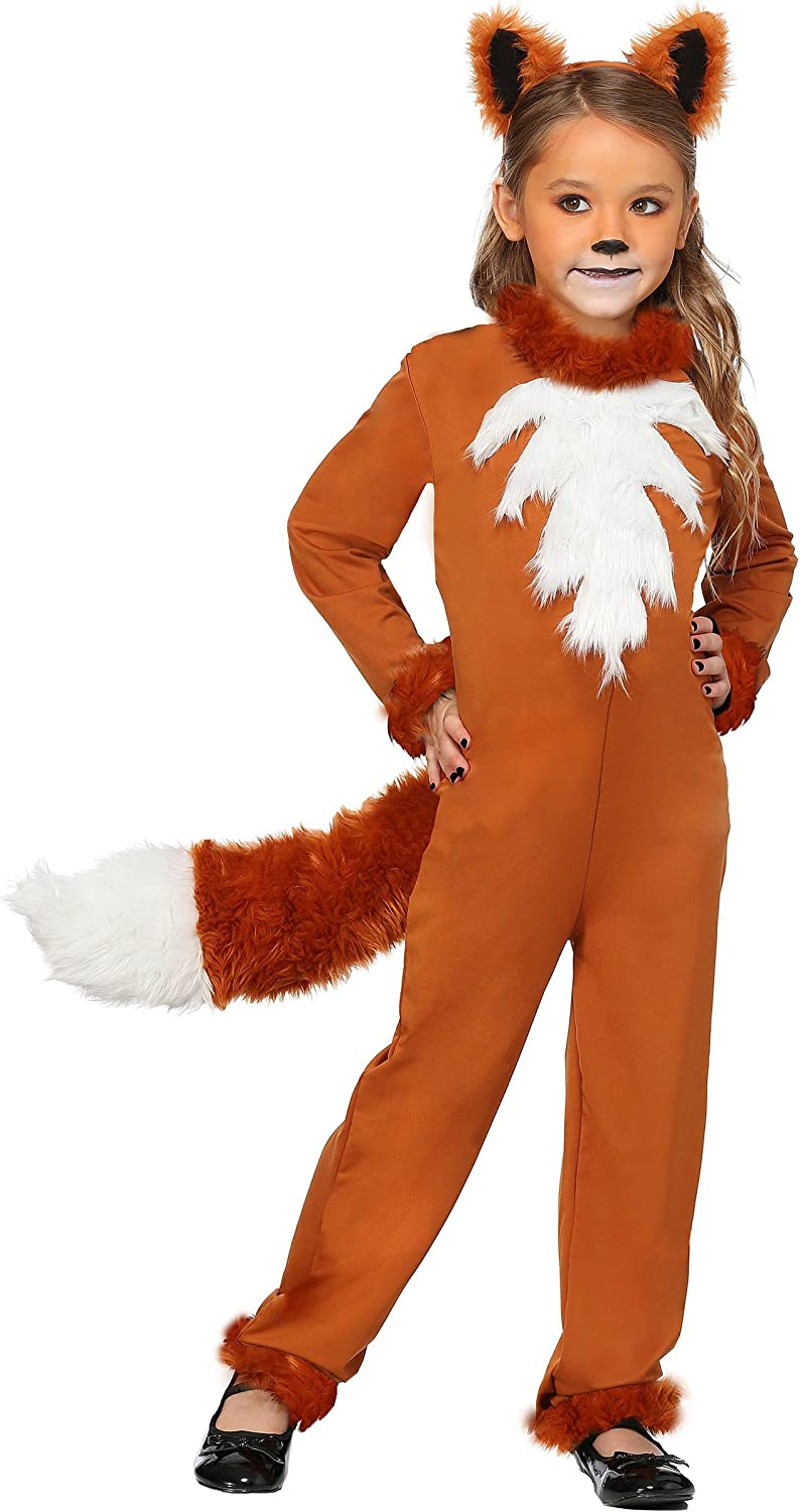 Girl's sale Sly Fox Costume Memphis Mall Kids Outfit for