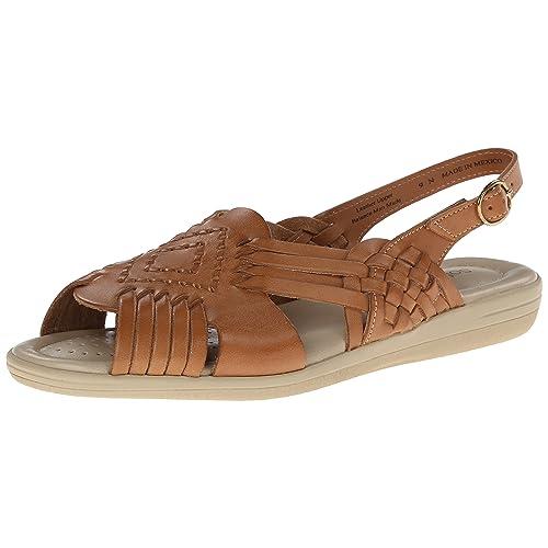 7292d9fd0 softspots Sandals  Amazon.com