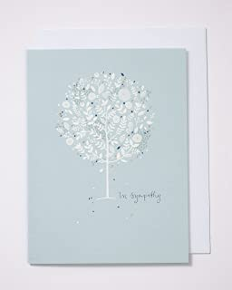 Kindred Sympath Card, Thinking of You Card, with Sympathy Card, Sorry for Your Loss Card, 799707