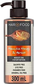 Hair Food Sulfate Free Moisturizing Conditioner, Manuka Honey and Apricot 300ml