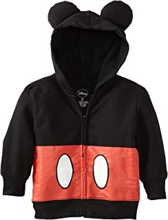 Boys' Toddler Mickey Mouse Hoodie