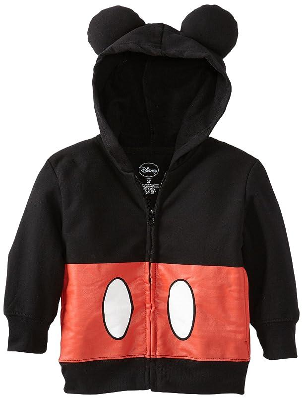 Disney Boys' Toddler Mickey Mouse Hoodie tevprtap050624