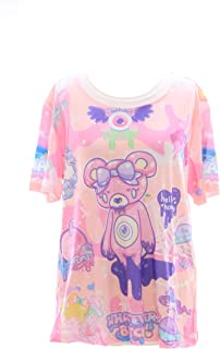 Kawaii-Story T-06 Lolita T-Shirt Bär Bear Fantasy Harajuku