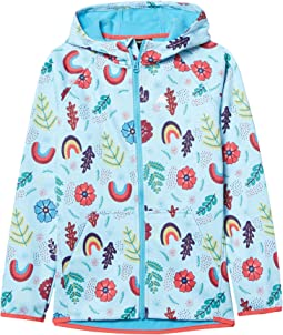 Crown Weatherproof Full Zip Fleece (Little Kids/Big Kids)