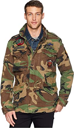 Canvas Combat Jacket