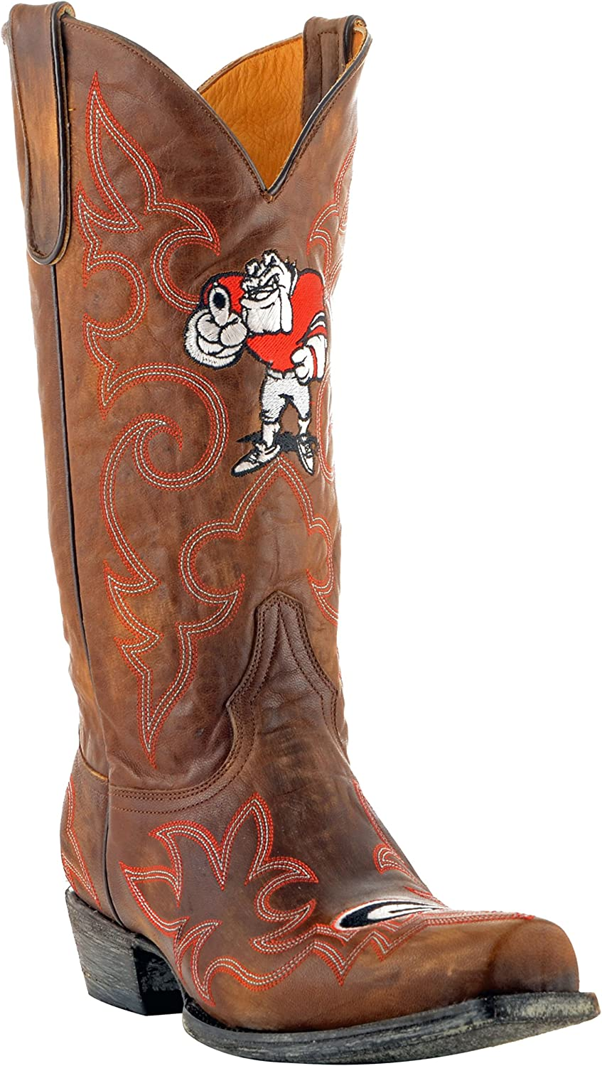 NCAA Mens Men's University of Georgia Gameday Boot