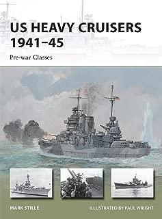 US Heavy Cruisers 1941–45: Pre-war Classes (New Vanguard)
