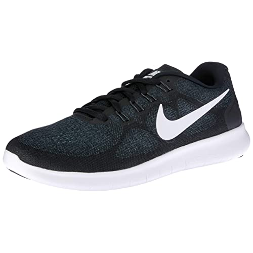 0d4ca0e71c1 Nike Women s Free Rn 2017 Running Shoes Anthracite Black