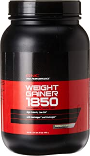 GNC Pro Performance 1850 Weight Gainer, French Vanilla, 1.95kg